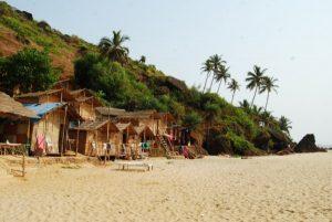 Beach Huts Arambol