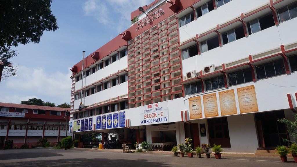 St. Xavier's College Mapusa Goa