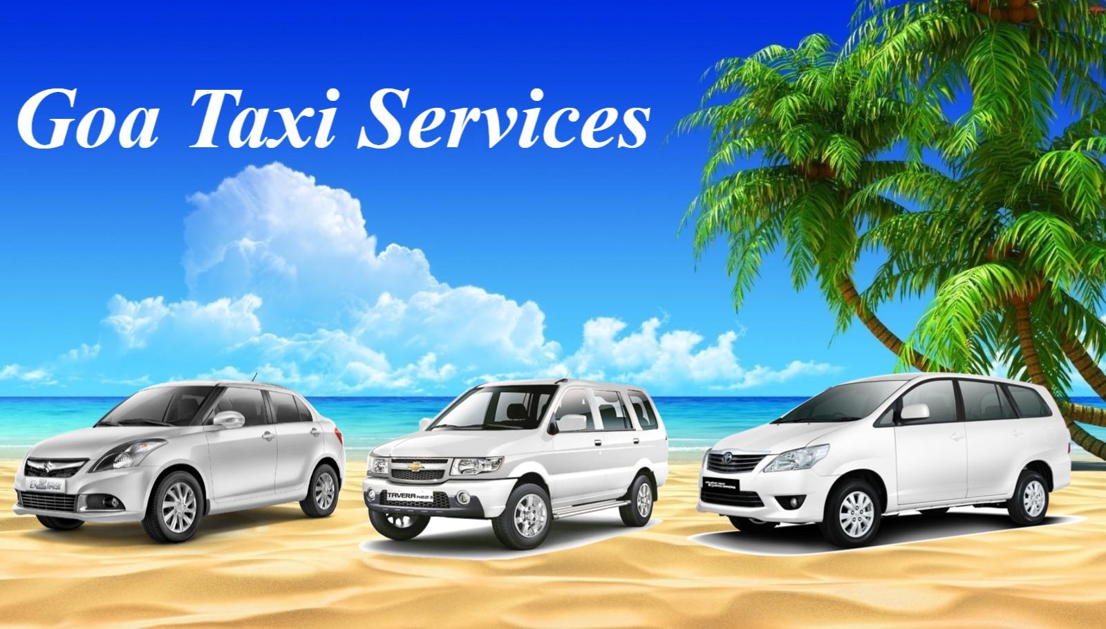 Goa Taxi Services
