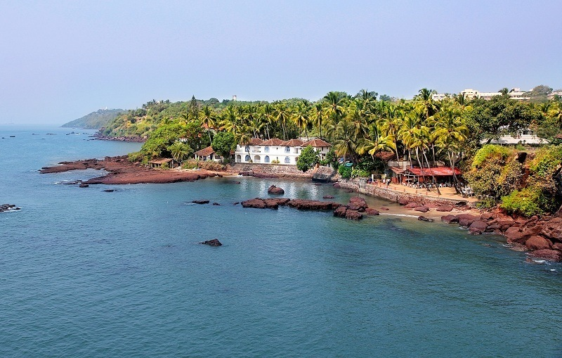 Dona Paula Beach Goa