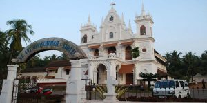 St Anthony's Church Siolim
