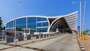 Dabolim Airport In Goa