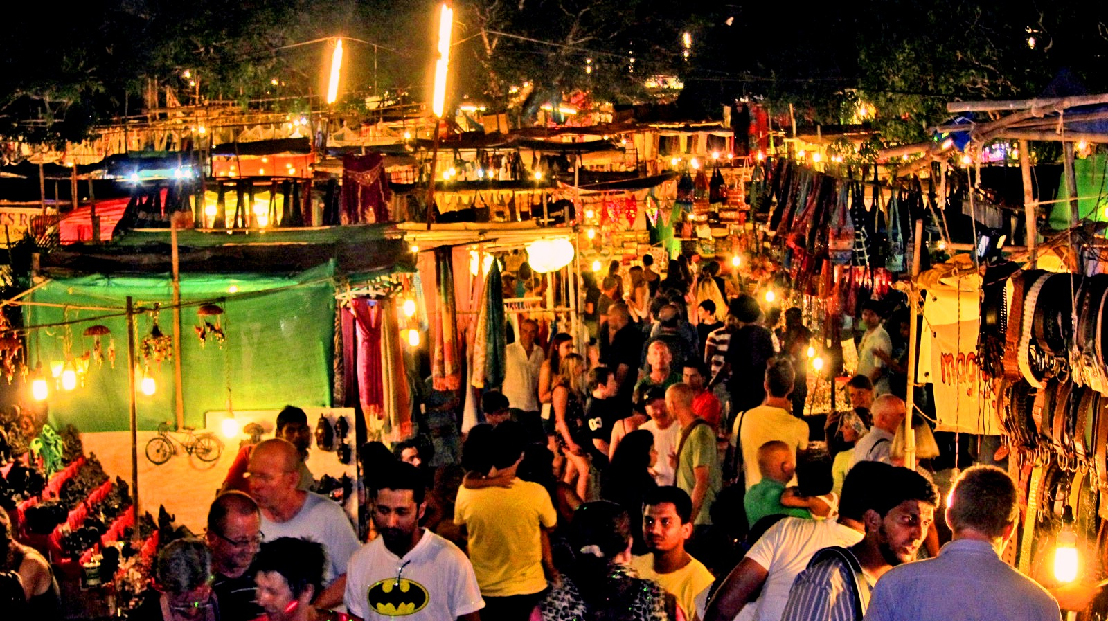 Saturday Night Market Goa