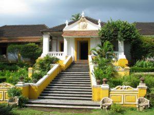 Palacio de Deao Goa