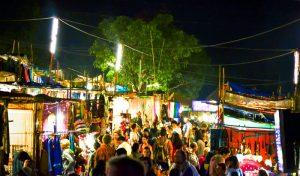 Saturday Night Market Arpora