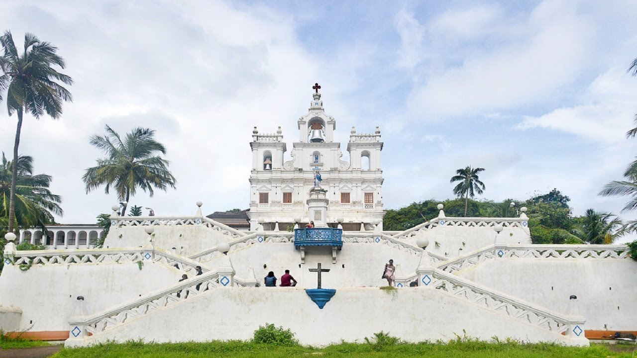 Our Lady Of The Immaculate Conception Church Goa