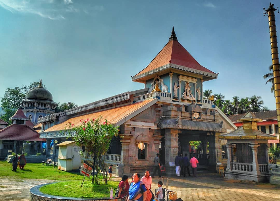 Mahalasa Narayani Temple Mardol Goa