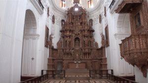 Saint Cajetan Church goa