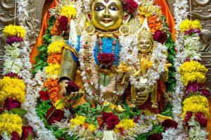 Devaki Krishna Temple Goa