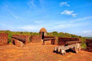 Cabo de Rama Fort Goa