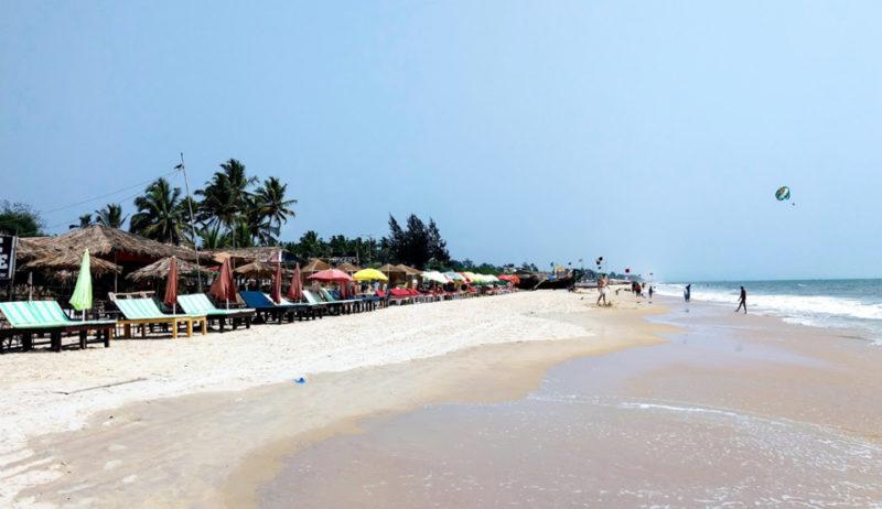 Benaulim Beach Goa